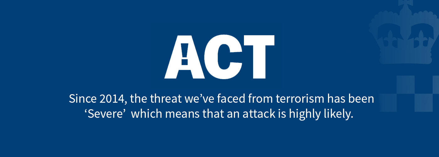 ACT: Action Counters Terrorism Campaign